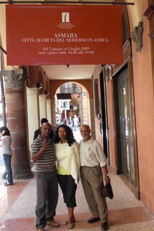 002-Members Of Arbate AsmEra-Michael Tesfai Senayt Kesete Naigzy Ghebremedihin