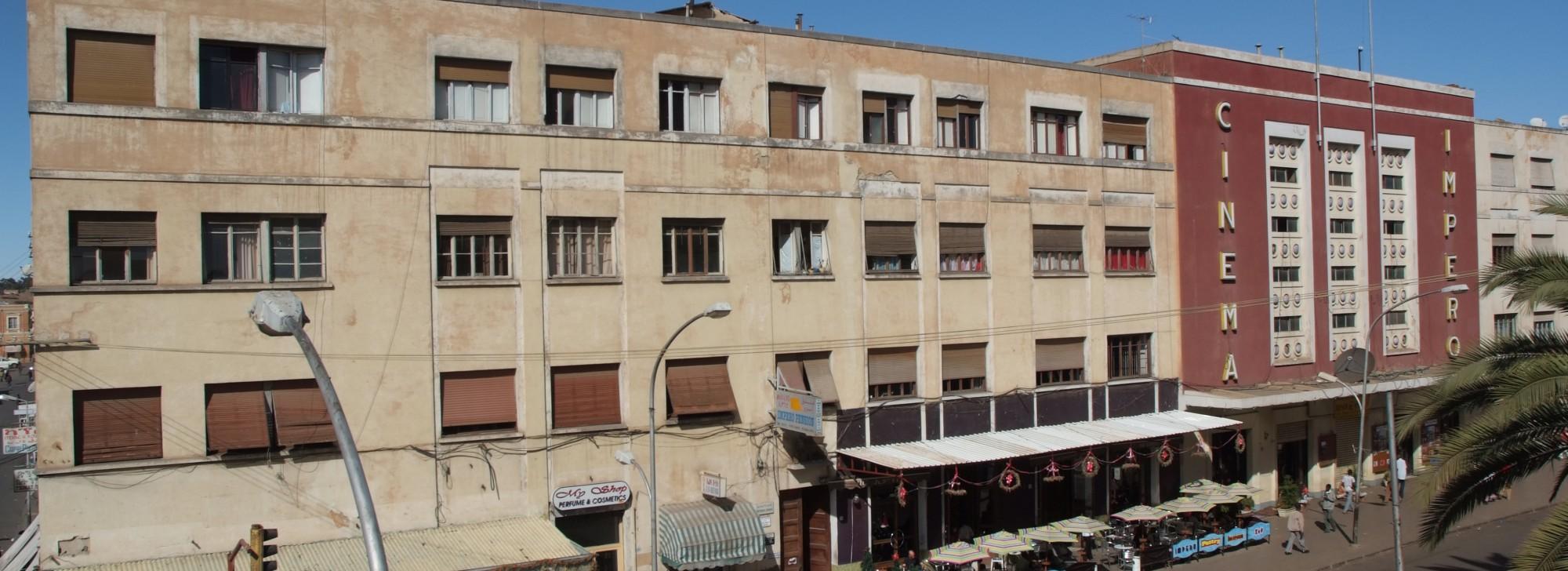 Asmara Architecture